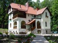 Villa, Villen
