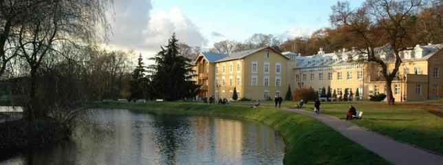 Sanatorium, Sanatorien, Kurort, Kurorte