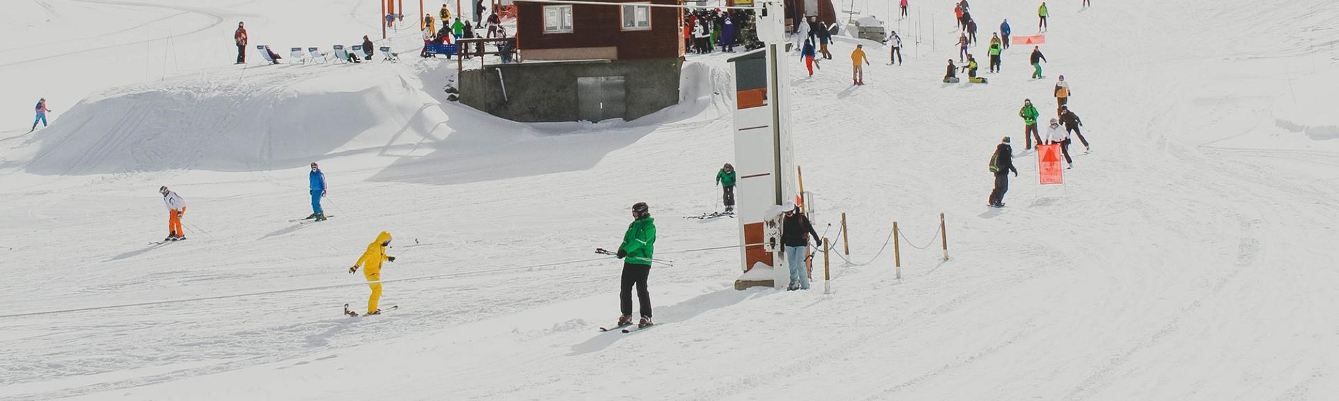 Skisaison
