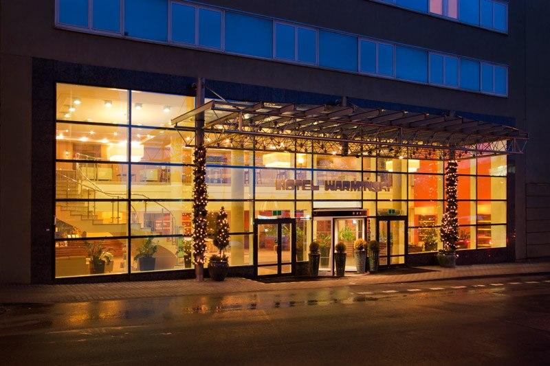 Hotel Warminski Ul Kolobrzeska 1 Allenstein Hotels Allenstein
