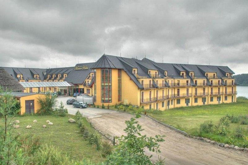 Manor Hotel Ul Kanarkowa 47 Allenstein Hotels Allenstein E