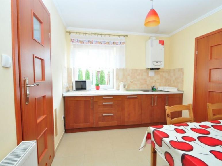 apartament 1 parter- kuchnia