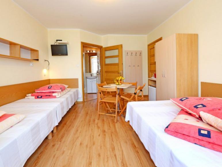 Pokój 4-os na piętrze
