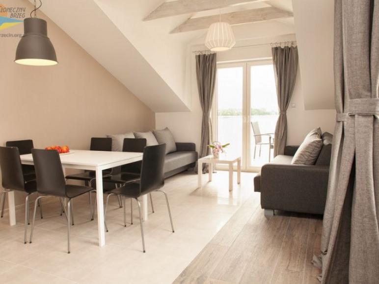 Apartamenty nr 18-21 - pokój na piętrze
