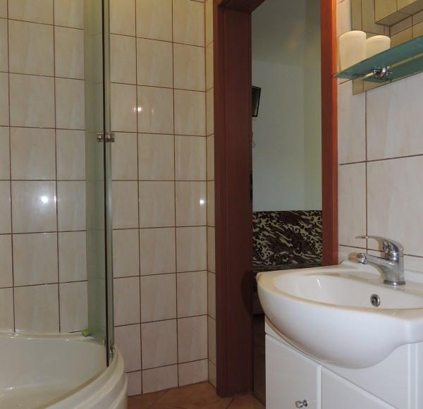 Pokój Nr.2 łazienka
