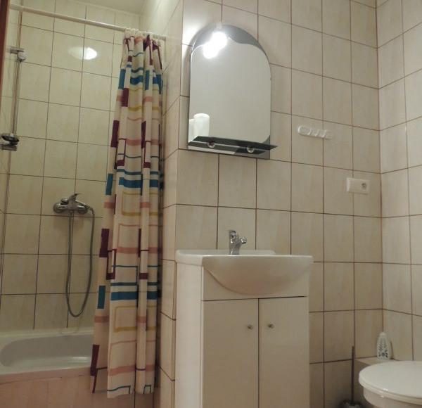 Pokój Nr.4 łazienka
