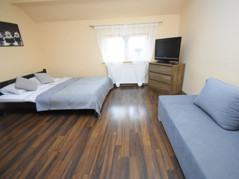 apartament 2 sypialnia 2