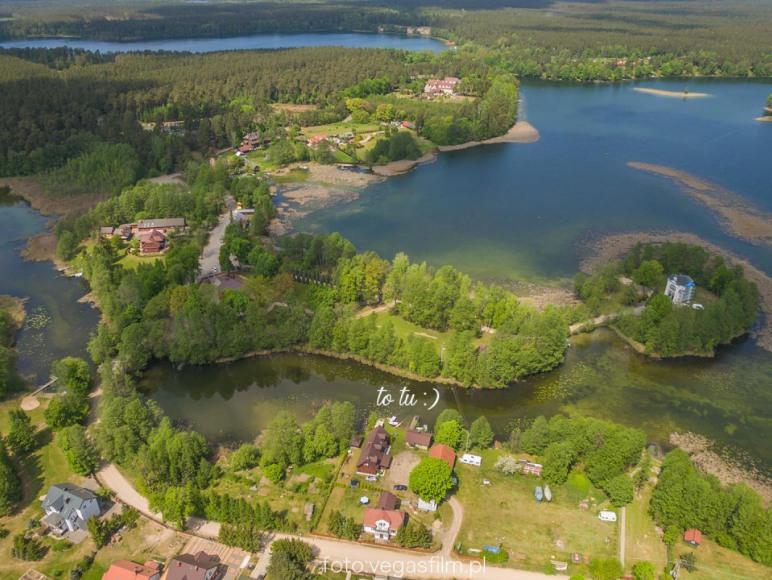 Studzieniczna nad wodą - Augustów