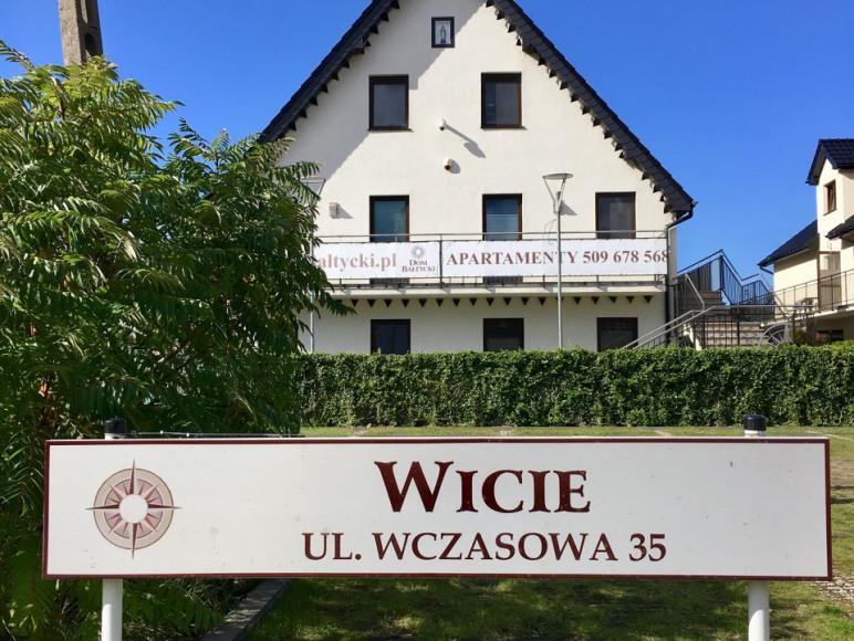 Apartamenty Dom Bałtycki Wicie