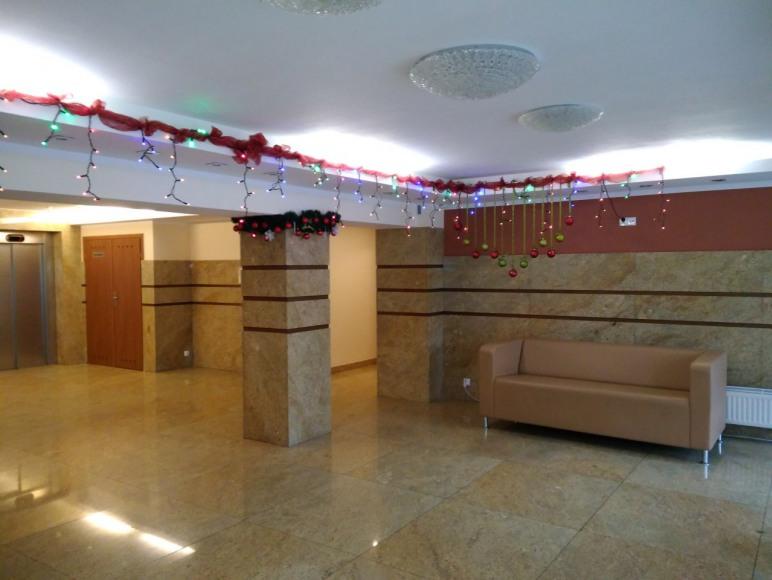 hall w Villi Mistral