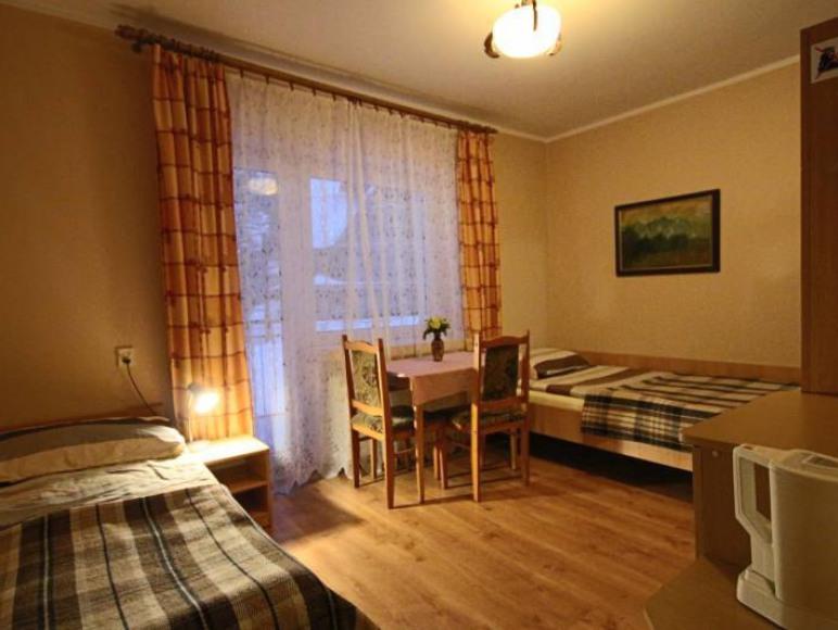 Pokoje Gościnne Jędras