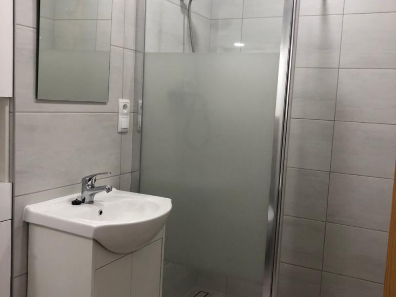 łazienka pokój mniejszy