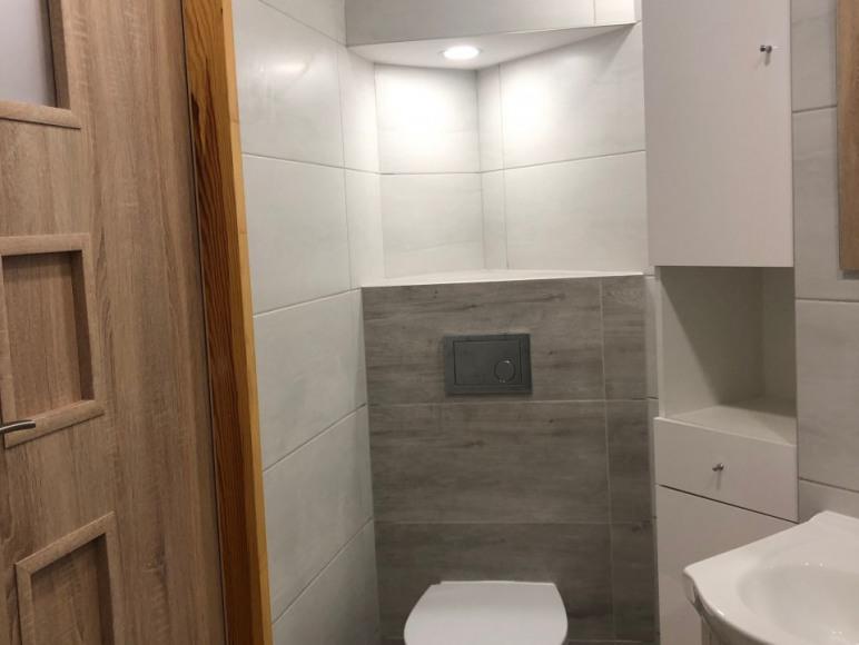 łazienka pokoj mniejszy