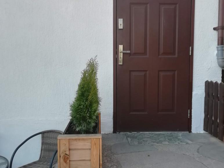 Apartament Słoneczna 3 Wejście