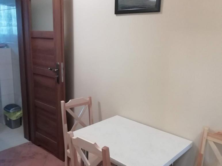 Apartament Słoneczna 3 Aneks kuchenny