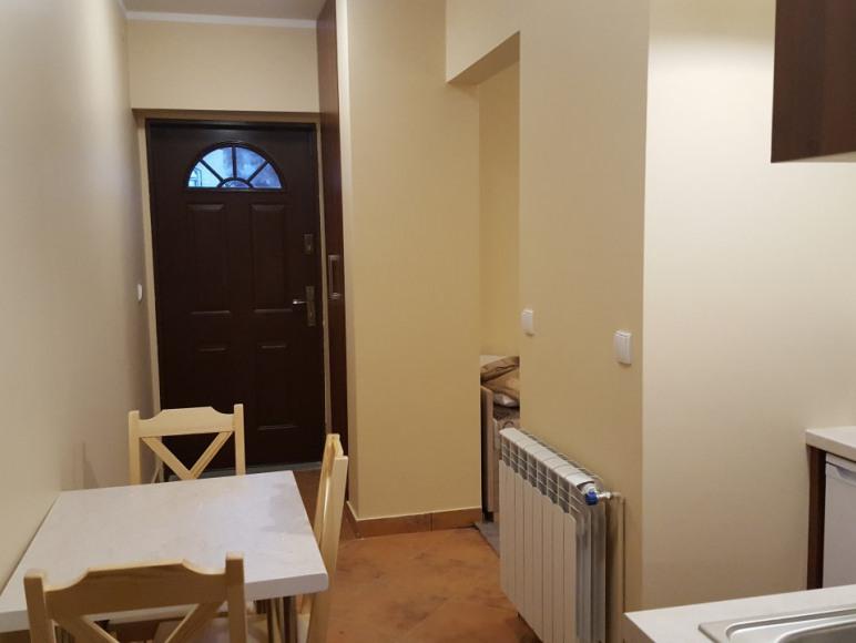 Apartament Słoneczna 3 korytarz