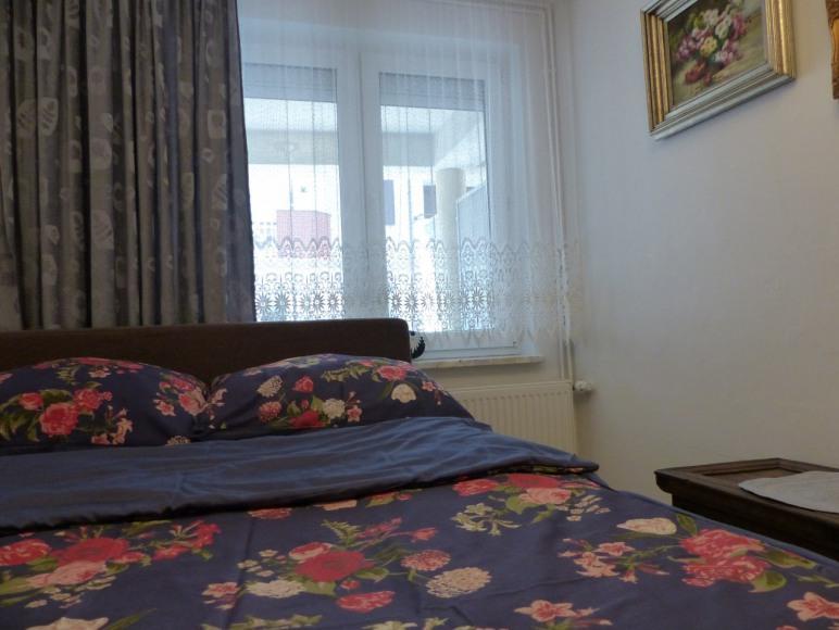 apartament kolonialny-sypialnia