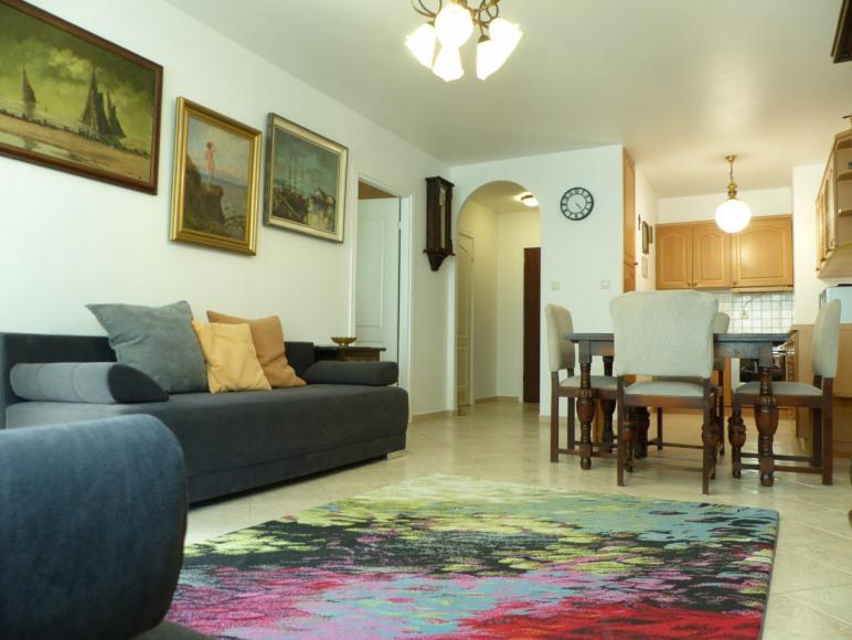 apartament kolonialny- salon