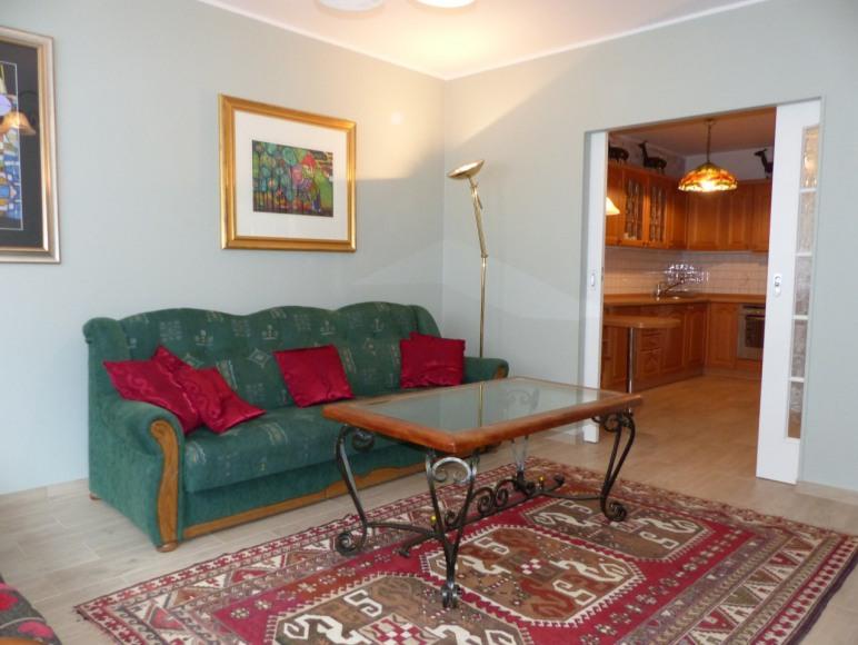 Apartament Hiszpański-salon