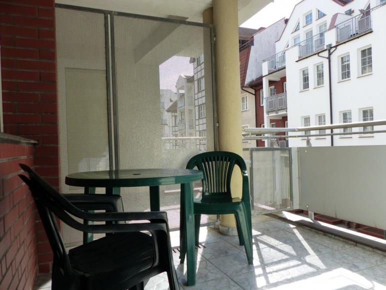 Apartament Hiszpański-balkon