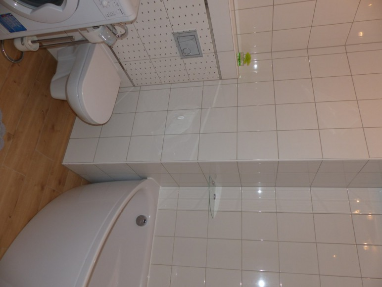 Apartament Hiszpański-łazienka