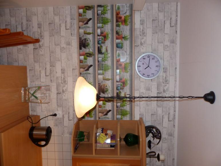 Apartament Hiszpański-kuchnia