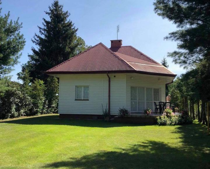 Domek wypoczynkowy na Kurpiach