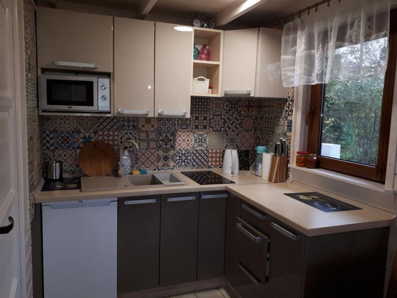 Aneks kuchenny w domku 3