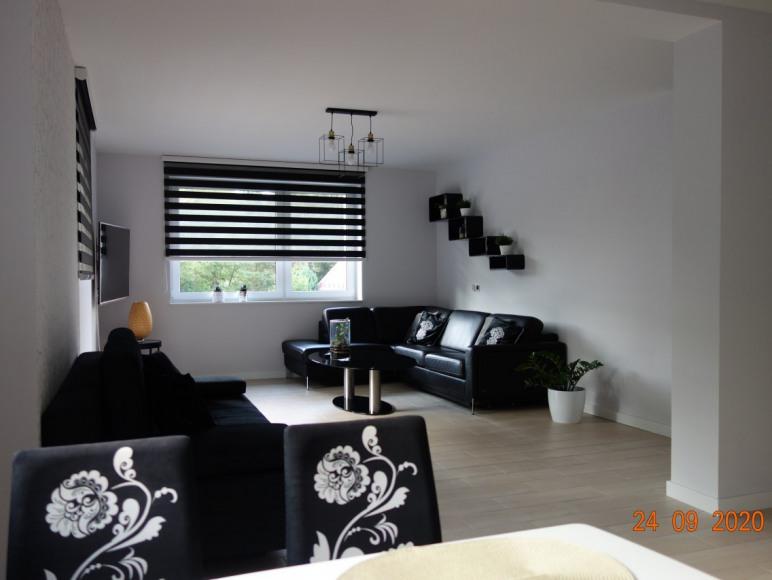 Apartament duży salon