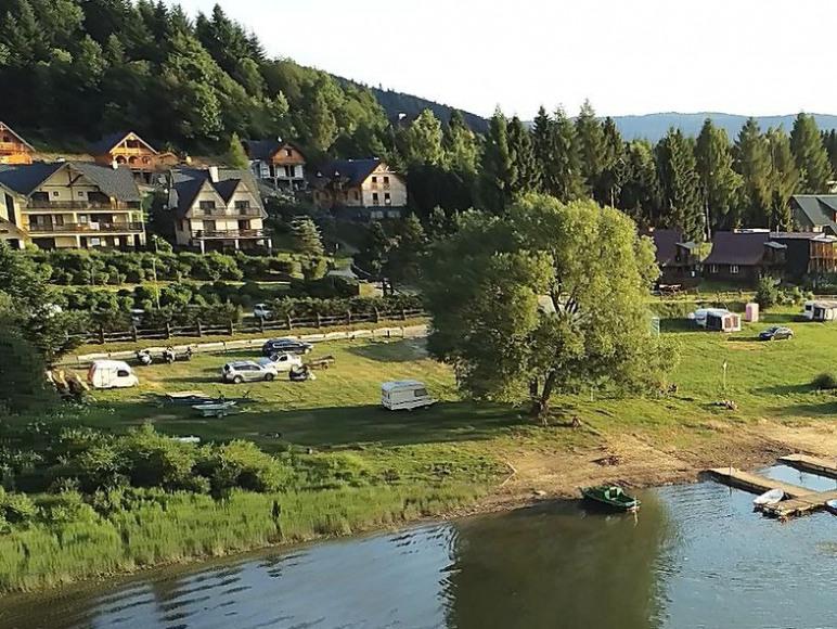 Apartamenty Domki Pokoje Bieszczady nad jeziorem