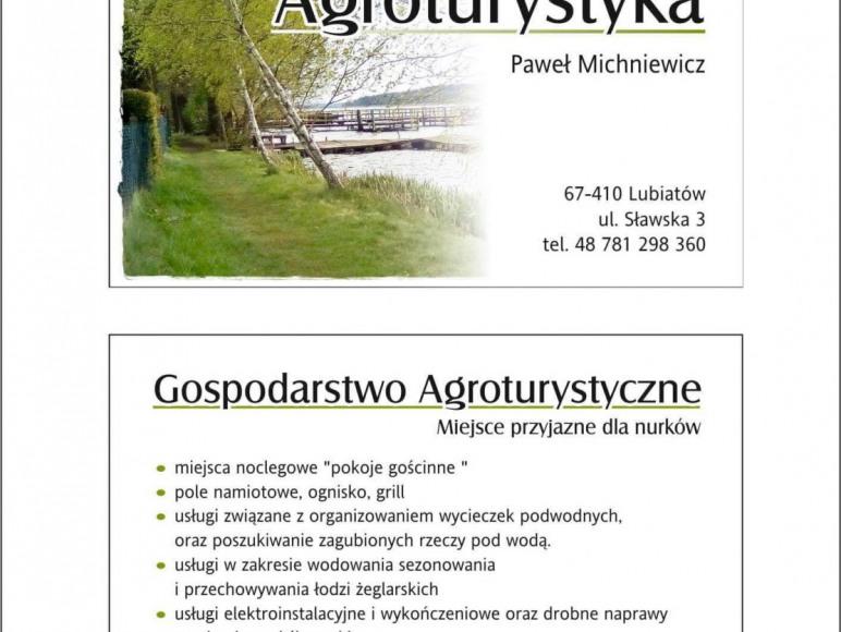 Agroturystyka Lubiatów