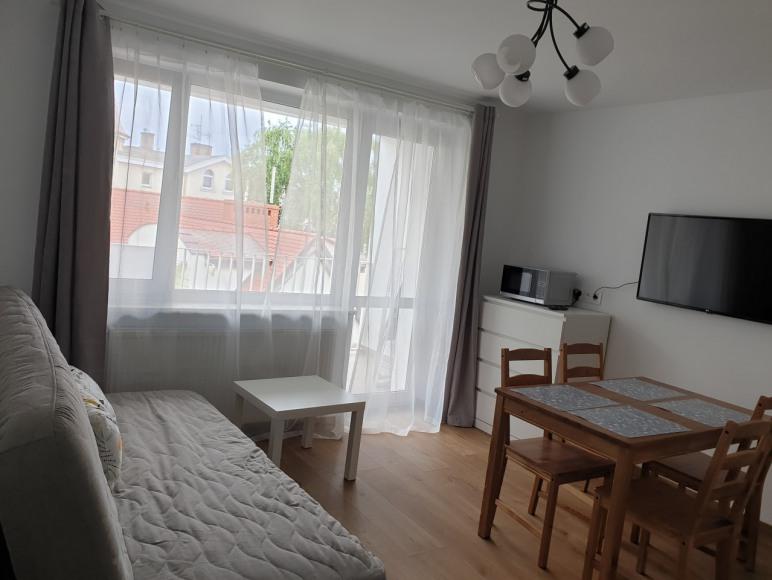 Apartament Grey Ustka Sprzymierzeńców