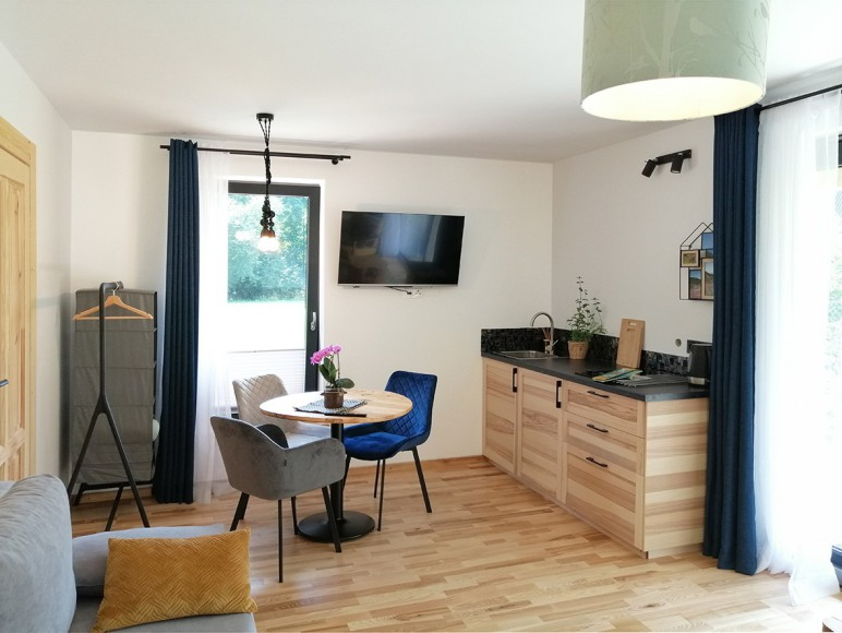 Apartament pod Reglami