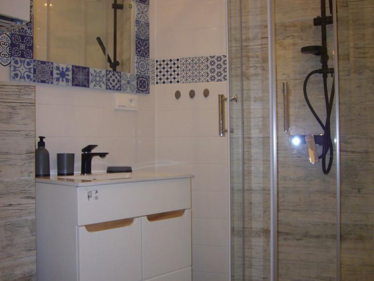 łazienka apartament nr 3