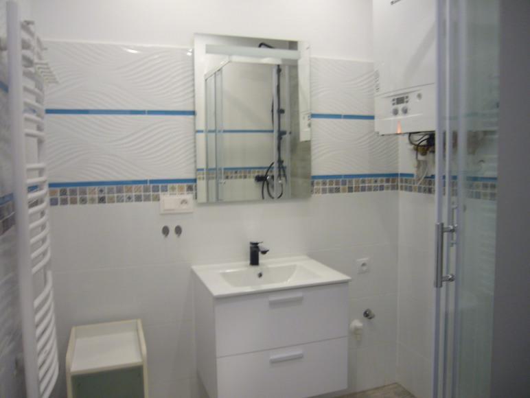 łazienka apartament nr 3a