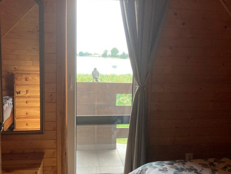 Bajkowa Przystań w Żoniu nad Jeziorem Zbyszewickim