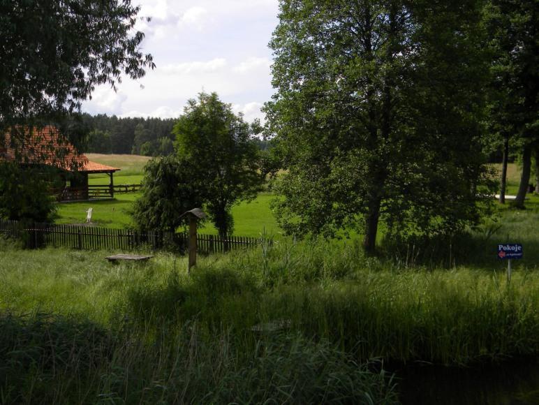 Domek nad Krutynią - Nowy Most