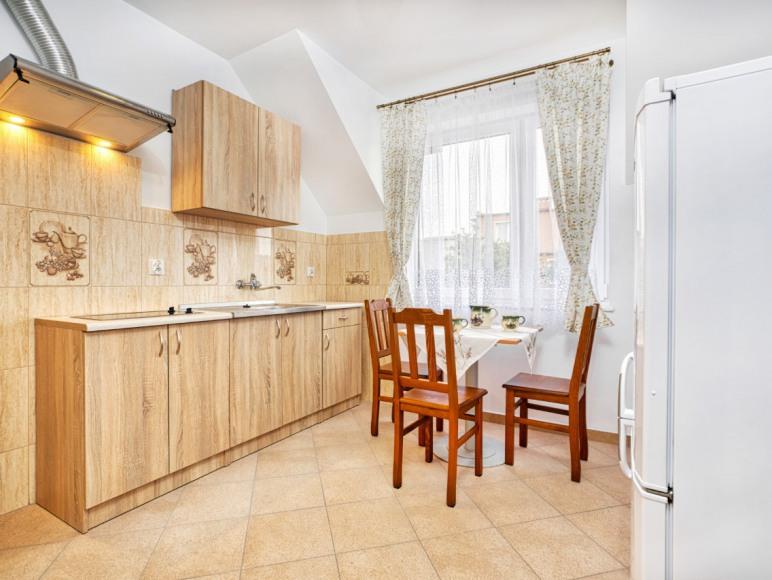 Aneks kuchenny piętro