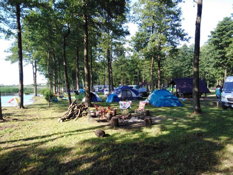 Rosochacz - Pokoje Gościnne, Camping