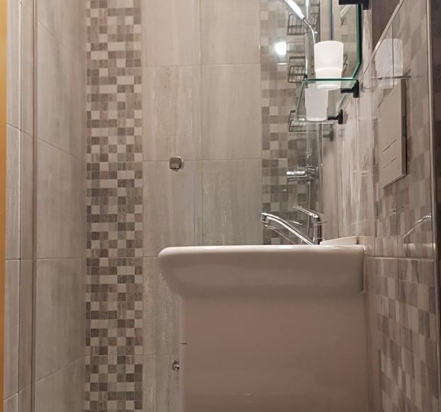 Łazienka pok. 4-osobowy