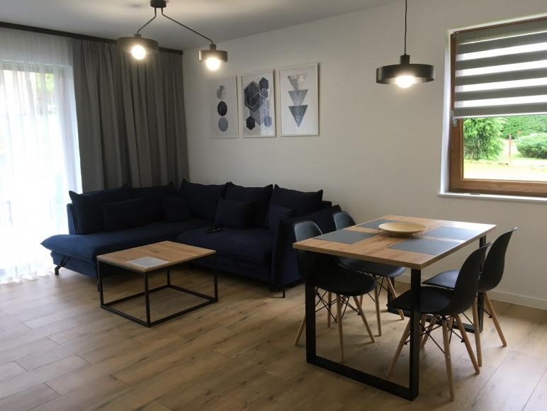Apartament Black&White Lubawka