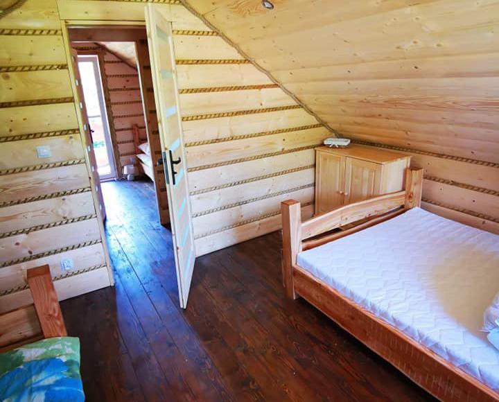 Domki Puchary - domek nr 3