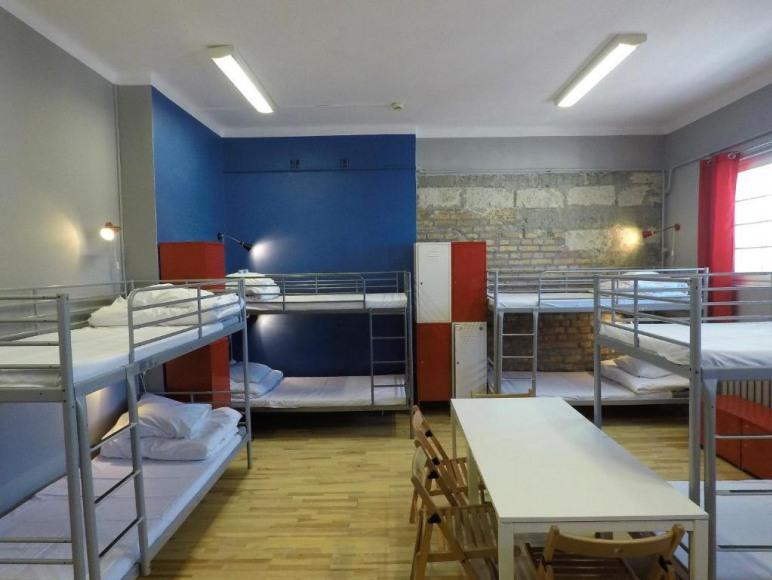 New Wors St. Hostel