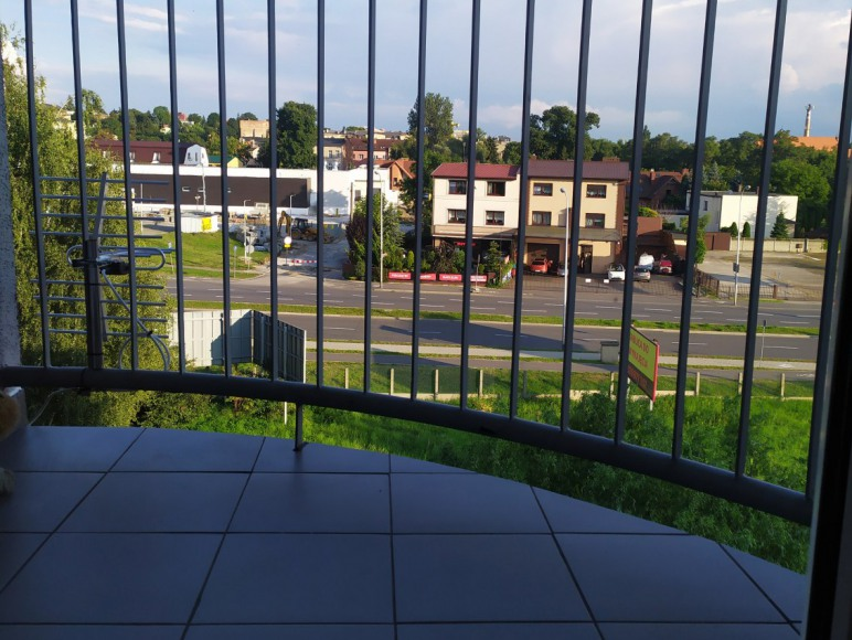 Praktyczny balkon