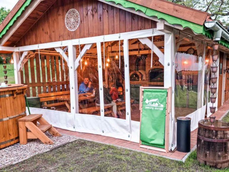 Zielony Domek w Nartach