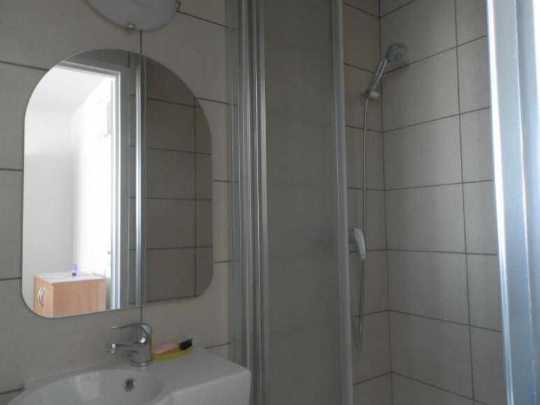 Olivia Ustka - Łazienka pokoju nr 7