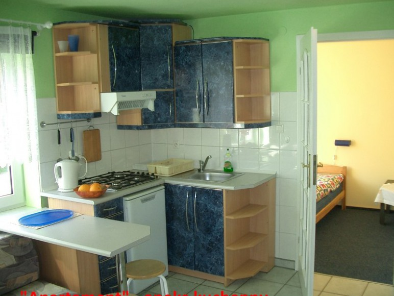 """Apartament"" - kuchnia"