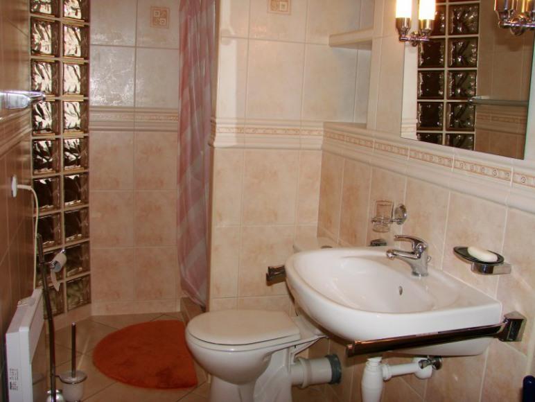 apartament mieszczański - łazienka