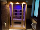 sauna na parterze
