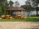 wita grilowa,z widokiem na jezioro
